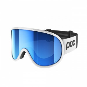 POC Retina Big Clarity Comp Hydrogen White / Spektris Blue