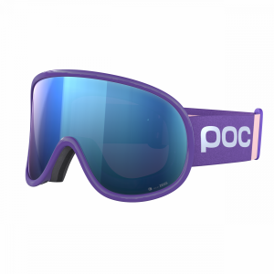 Gogle POC Retina Big Clarity Comp Ametist Purple / Spektris Blue