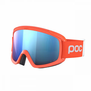 POC Opsin Clarity Comp Fluorescent Orange / Spektris Blue