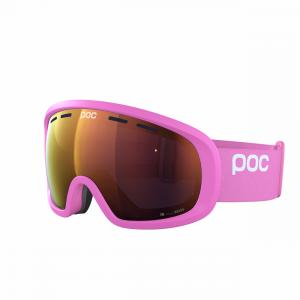 Gogle POC Fovea Mid Clarity Actinium Pink / Spektris Orange