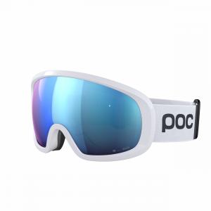 POC Fovea Mid Clarity Comp Hydrogen White / Spektris Blue