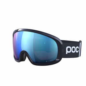 Gogle POC Fovea Mid Clarity Comp Uranium Black / Spektris Blue