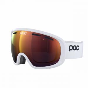 Gogle POC Fovea Clarity Hydrogen White / Spektris Orange