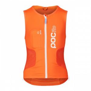 Ochraniacz POC Pocito VPD Air Vest pomarańczowy