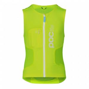 Ochraniacz POC Pocito VPD Air Vest żółto zielony