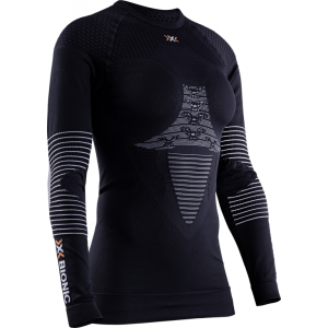 Koszulka damska X-Bionic Energizer 4.0 Black/White