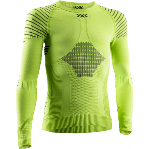 X-Bionic Invent 4.0 Junior Green Lime/Black