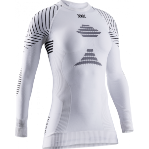 X-Bionic Invent 4.0 Shirt Woman White/Black