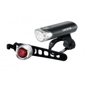 Zestaw lamp Cateye HL-EL135N / SL-LD160-R