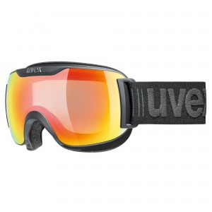 Gogle Uvex Downhill 2000 S V Black Mat Cat.1-3