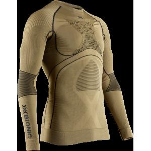 Koszulka męska X-Bionic Radiactor 4.0 Gold/Black