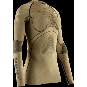 Koszulka damska X-Bionic Radiactor 4.0 Gold/Black