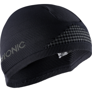 X-Bionic Helmet Cap 4.0 Black/Charocal