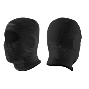 Kominiarka X-Bionic StormCap Eye 4.0 Black/Charocal