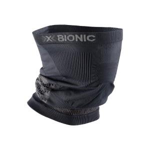 X-Bionic Neckwarmer 4.0 Charocal/Pearl Grey