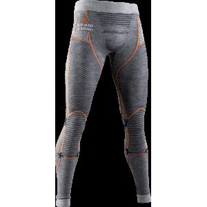 Kalesony męskie X-Bionic Apani 4.0 Merino Black/Grey/Orange