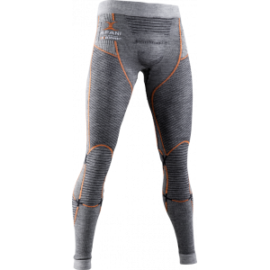 X-Bionic Apani 4.0 Merino Pants Men Black/Grey/Orange