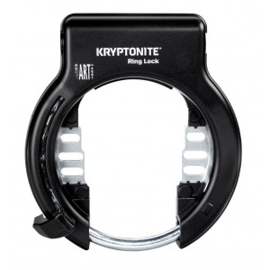 Blokada tylnego koła Kryptonite Ring Lock (Retractable) z uchwytem