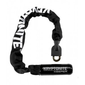 Kryptonite Keeper 755 Mini Integrated Chain 55cm Chain with a padLock