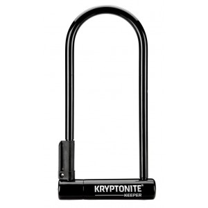 Kryptonite Keeper 12 LS 10.2x25.4cm with Flexible Mount DD
