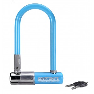 Kryptonite Kryptolok Series2 Mini 7 8.2x17.8cm mount blue