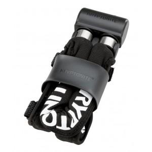 Kryptonite Keeper 695 Folding Lock 95cm x 6mm Chain with a padLock