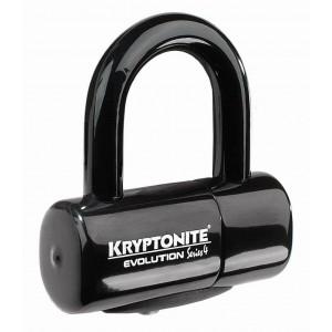 Kryptonite Evolution Series 4 Disc Lock 4.8x5.4cm black