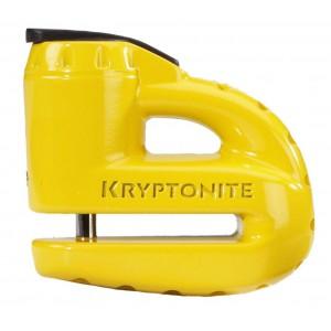 Blokada tarczy hamulcowej Kryptonite Keeper 5-S2 Disc Lock żółty