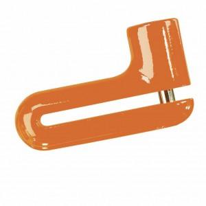 Blokada tarczy hamulcowej Kryptonite Kryptolok 10-s Disc Lock dfs 4.2x4.9cm pomarańczowy