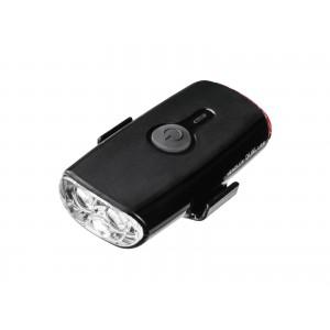 Lampa Topeak Headlux Dual USB Czarna