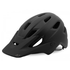 Giro Chronicle Mips matte black gloss black