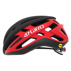 Giro Agilis Mips matte black bright red