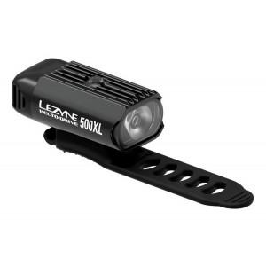 Lampka rowerowa przednia Lezyne Hecto 500XL usb czarna