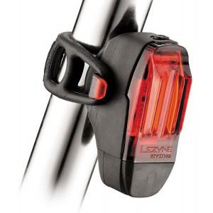 Lampka rowerowa tylna Lezyne KTV Drive Rear STVZO 11 lum usb czarna