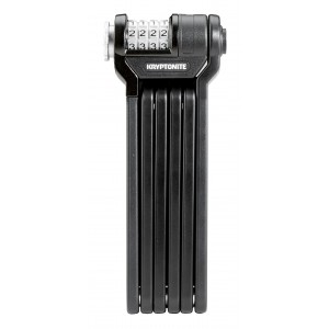 Kryptonite Keeper 585 Combo Folding Lock 3mm/85cm