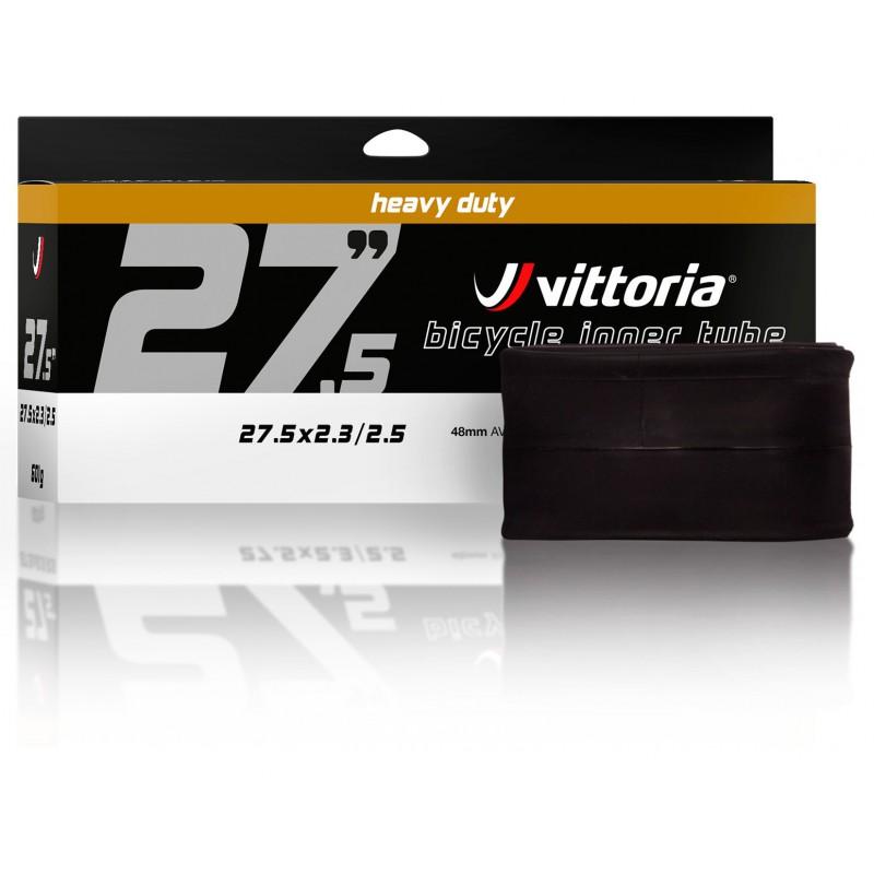 Dętka Vittoria Heavy duty 700 x 28/48c Schrader 48mm RVC