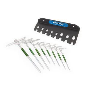 Klucze Torx Park Tool THT-1 zestaw 8 kluczy
