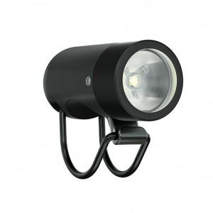 Lampka przednia Knog Plug czarna