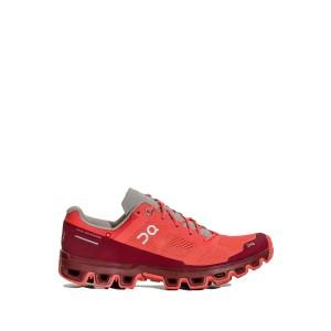 Buty On Running Cloudventure Woman Czerwone