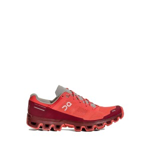 On Running Cloudventure Woman coral-mulberry