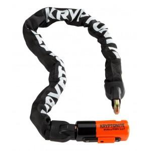 Kryptonite Evolution Series 4 1090 Chain 90cm Chain with a padLock