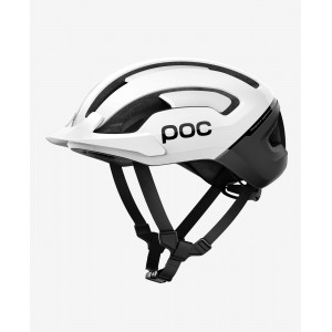 Kask rowerowy POC Omne Air Resistance Spin Hydrogen White