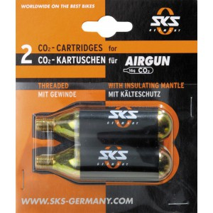 SKS CO2 Airbuster 2*16 g