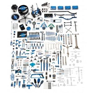 Zestaw narzędzi w walizce Park Tool BMK-275