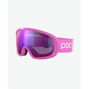 Gogle POC Fovea Mid Clarity Comp Różowe / Spektris Pink