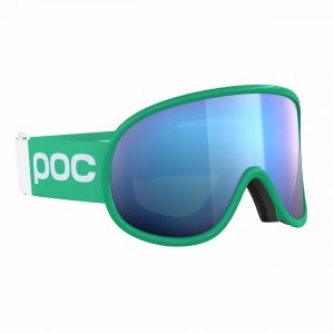POC Retina Big Clarity Comp Emerald Green / Spektris Blue
