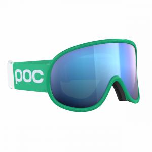 POC Retina Big Clarity Comp Emerald Green / Spektris Blue