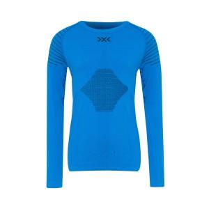 Koszulka X-Bionic Invent 4.0 Junior Teal Blue/Anthracite