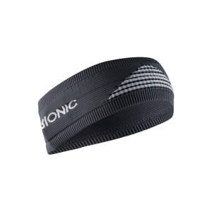 X-Bionic Headband 4.0 Black/Charocal