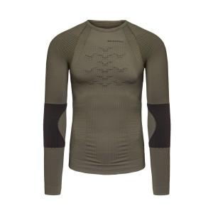 Koszulka Męska X-Bionic Combat Energizer 4.0 zielona